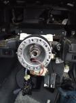 remove steering wheel